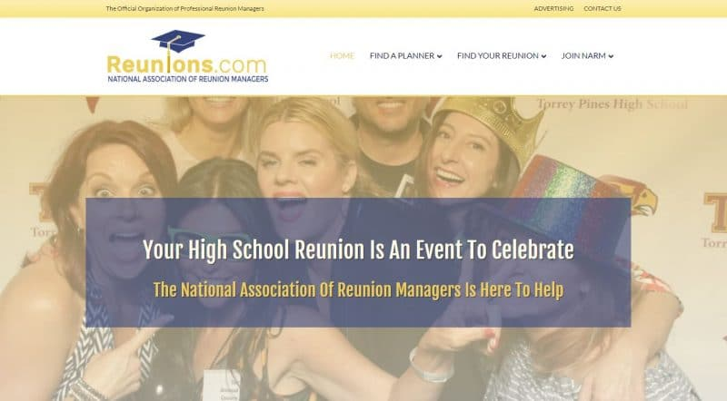 National Assn of Reunion Managers